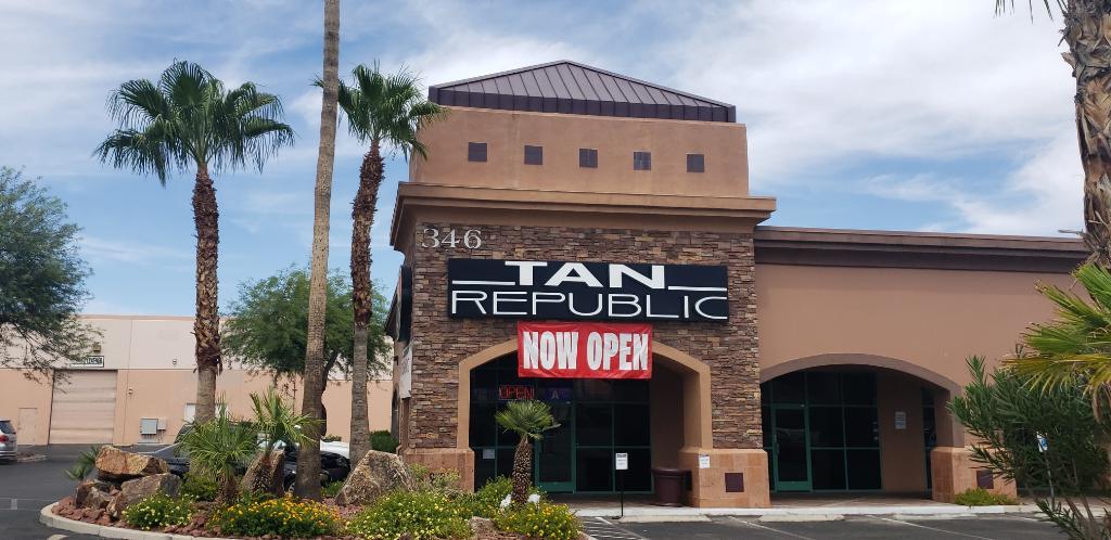 Tan Republic Las Vegas - Sunset Park