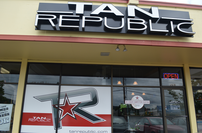Tan Republic Eugene - Willamette