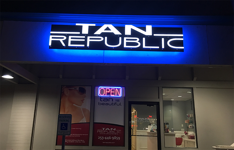 Tan Republic Puyallup