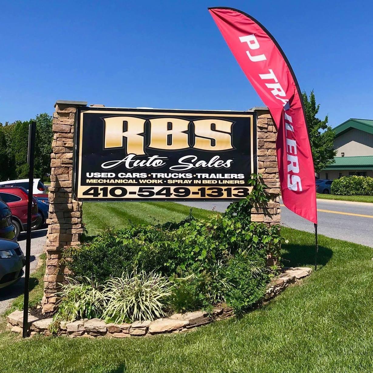 RBS Auto Sales