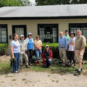 Pine Barrens Trail Center