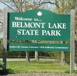 Belmont Lake State Park